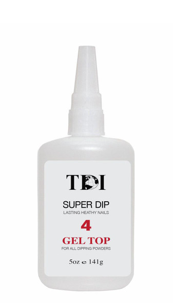 TDI Super Dip 4 Gel Top 5oz