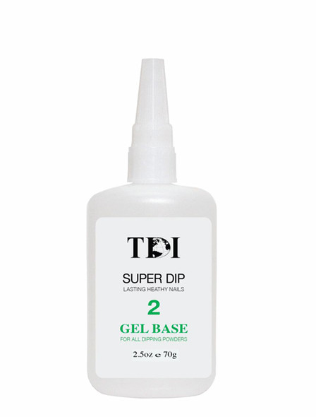 TDI Super Dip 2 Gel Base 2.5oz