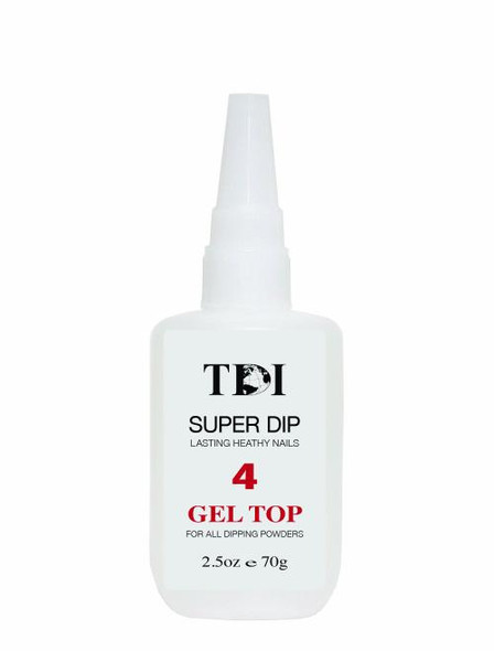 TDI Super Dip 4 Gel Top 2.5oz