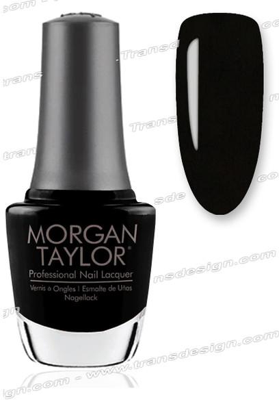 MORGAN TAYLOR - Black Shadow 0.5oz.