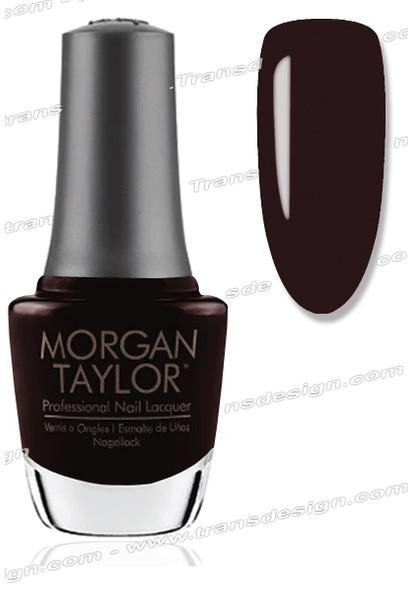 MORGAN TAYLOR - Black Cherry Berry 0.5oz.