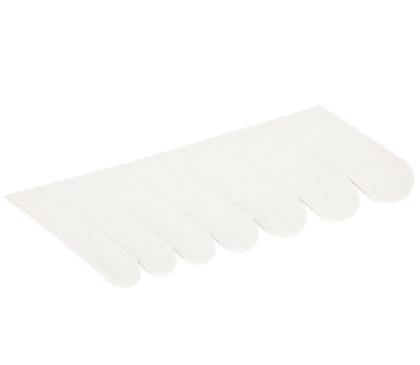 Fiberglass Silk Wrap Fingers 10/Pack