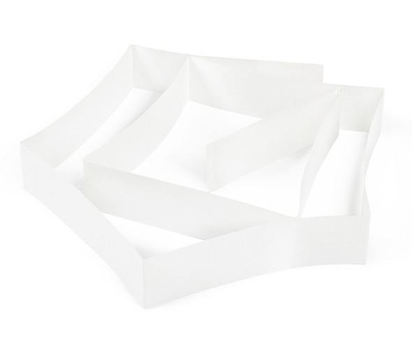 Fiberglass Nail Wrap Strip 3'. 2/Pack