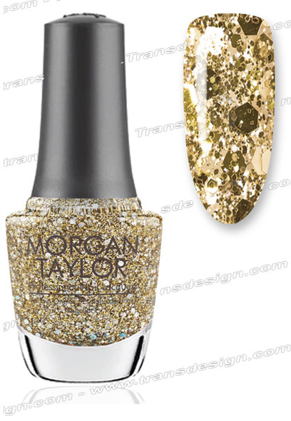 MORGAN TAYLOR - All That Glitters Is Gold 0.5oz.