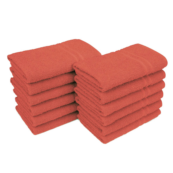 "ALLURE29-TOWEL Peach 16""x29"""