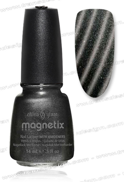 CHINA GLAZE MAGNETIC - Attraction 0.5oz. *