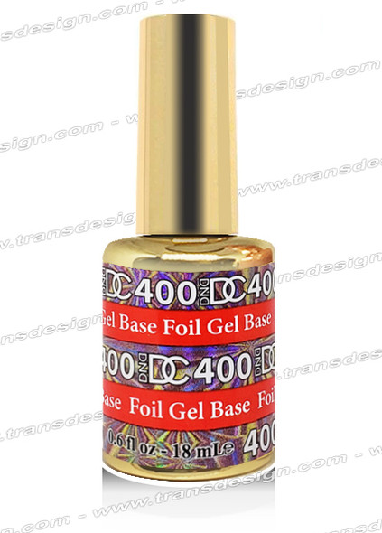 DND DC - Foil Gel Base  0.6oz.