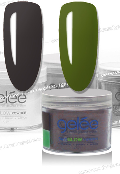 LECHAT GELEE 3in1 GLOW POWDER - Glow-Happy Daze #38921