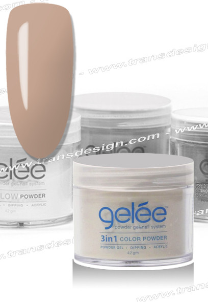 LECHAT GELEE 3in1 POWDER - Mocha