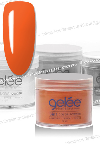 LECHAT GELEE 3in1 POWDER - Mandarin #GCP35