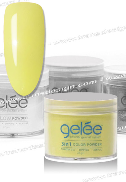 LECHAT GELEE 3in1 POWDER - Sunburst