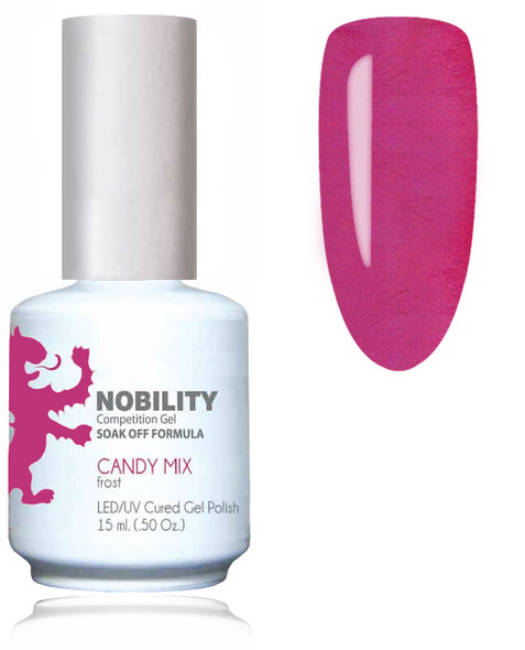 LECHAT NOBILITY Gel Polish & Nail Lacquer Set - Candy Mix