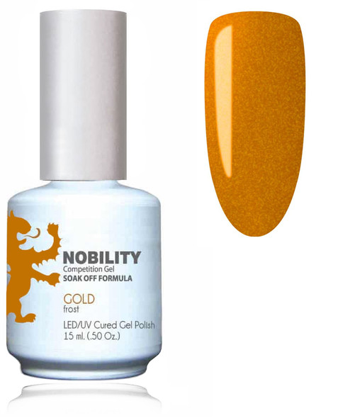 LECHAT NOBILITY Gel Polish & Nail Lacquer Set - Gold
