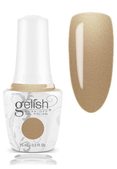 GELISH Gel Polish - Gilded In Gold 0.5oz.*