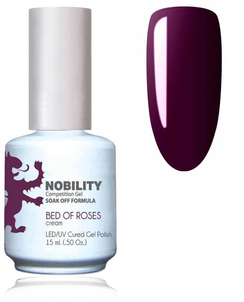 LECHAT NOBILITY Gel Polish & Nail Lacquer Set - Bed of Roses
