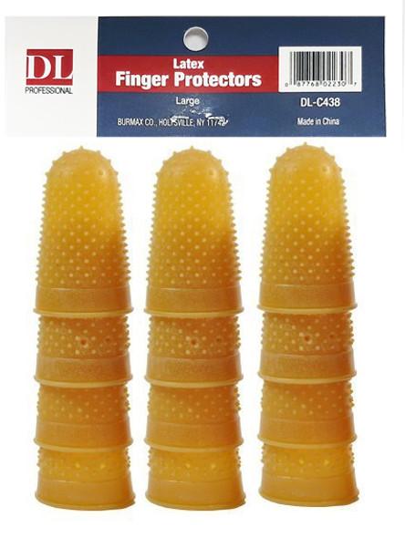 DL - Finger Protectors Large 12/Pack