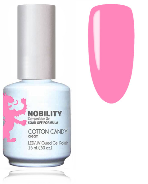 LECHAT NOBILITY Gel Polish & Nail Lacquer Set - Cotton Candy