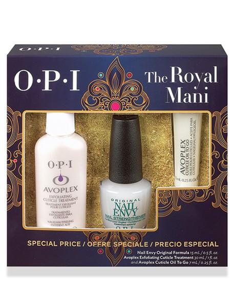 OPI Treatmenrt - The Royal Mani