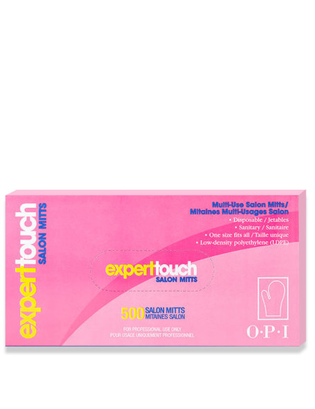 OPI - Expert Touch Salon Mitts 500/Box *