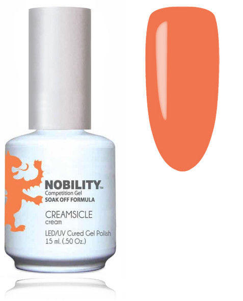 LECHAT NOBILITY Gel Polish & Nail Lacquer Set - Creamsicle