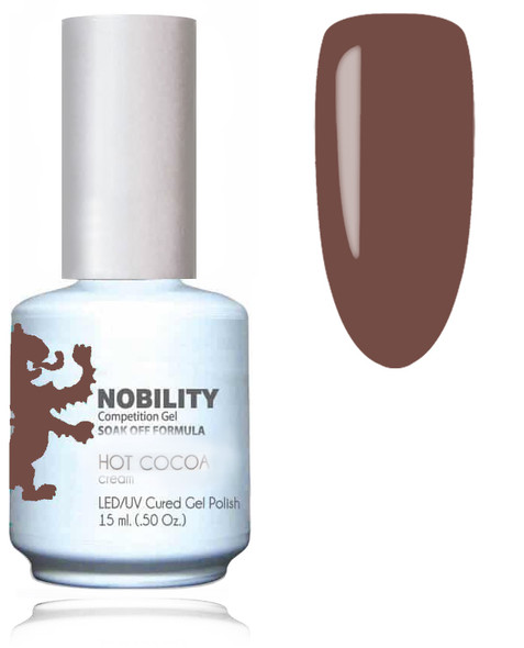 LECHAT NOBILITY Gel Polish & Nail Lacquer Set - Hot Cocoa