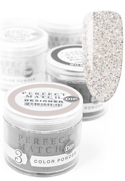 LECHAT Pefect Match Dip Powder - Frosted Diamonds
