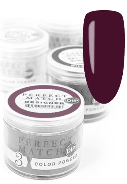 LECHAT Pefect Match Dip Powder - Divine Wine