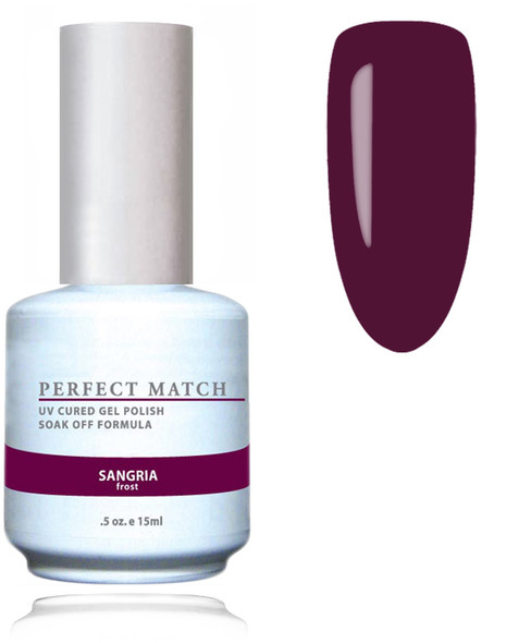 LECHAT Perfect Match - SANGRIA 2/Pack