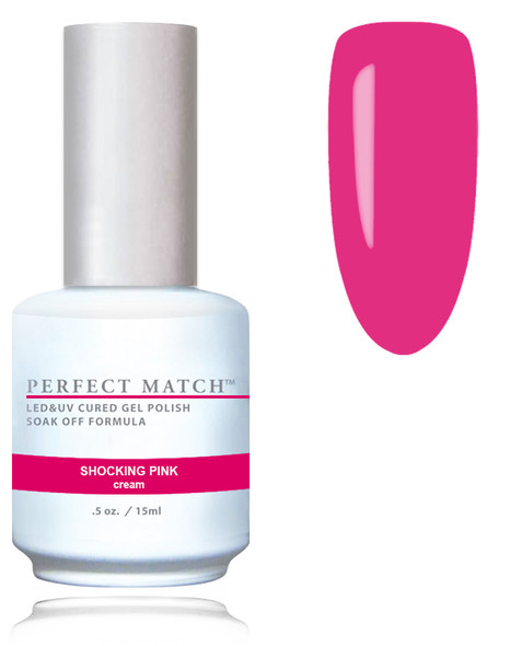 LECHAT Perfect Match - SHOCKING PINK 2/Pack