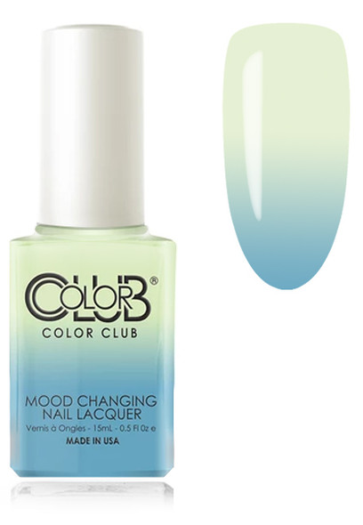 COLOR CLUB  Mood Nail Lacquer - Extra-Vert