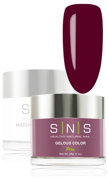 SNS Gelous Dip Powder - SNS 102 Cosmetics Fortune