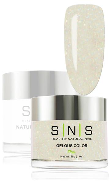 SNS Gelous Dip Powder - SNS 107 Angel Dust