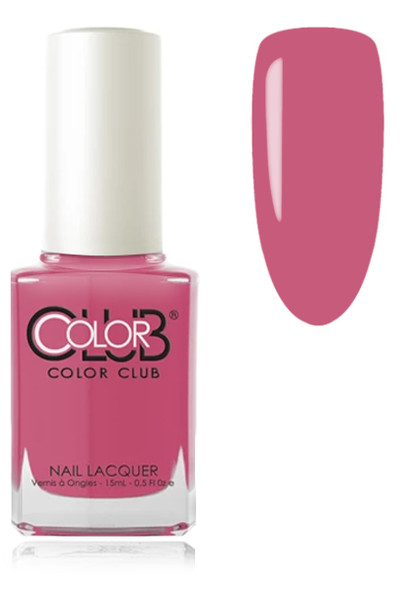 COLOR CLUB NAIL LACQUER - All Over Pink