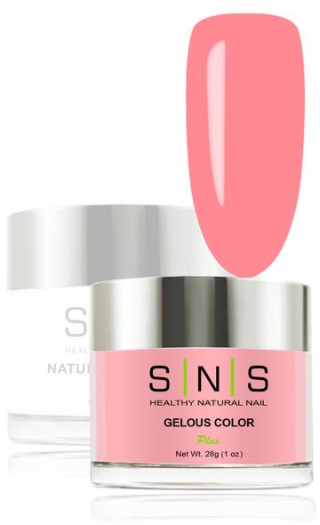 SNS Gelous Dip Powder - SNS 120 Cherry Obsession