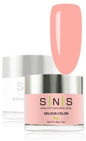 SNS Gelous Dip Powder - SNS 121 A Magical Touch