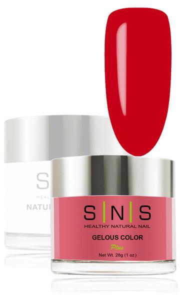 SNS Gelous Dip Powder - SNS 126 Tulipa Mania