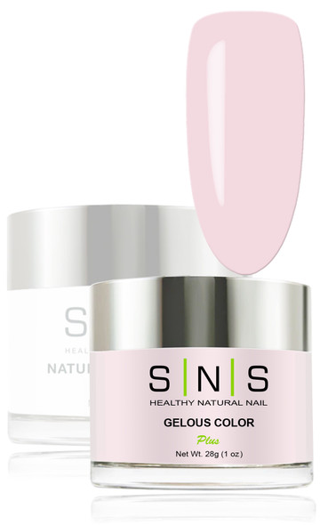 SNS Gelous Dip Powder - SNS 131 Barely Touch