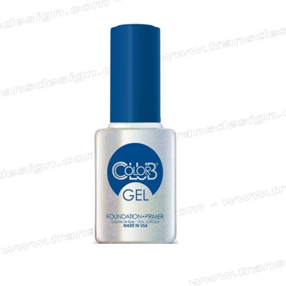COLOR CLUB GEL- Foundation + Primer Gel Base Coat *