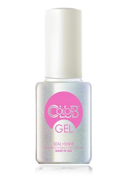 COLOR CLUB GEL- Seal + Shine Top Coat Gel Top Coat *