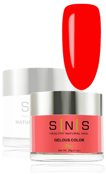 SNS Gelous Dip Powder - SNS 268 She's Pampered