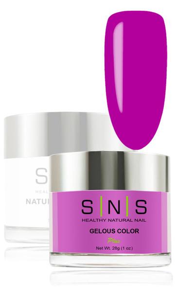 SNS Gelous Dip Powder - SNS 307 Dynamic