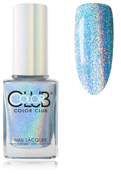 COLOR CLUB NAIL LACQUER - Blue Heaven