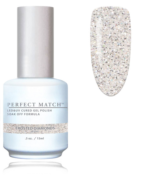 LECHAT Perfect Match - Frosted Diamonds 2/Pack