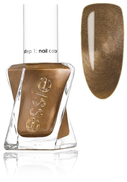 ESSIE GEL COUTURE - Down To The Herringbone  0.46oz