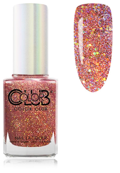 COLOR CLUB NAIL LACQUER - Back to the Grind