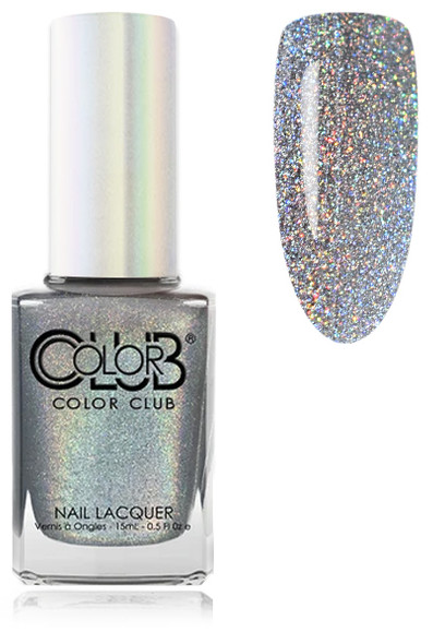 COLOR CLUB NAIL LACQUER - Beg, Borrow, and Steel