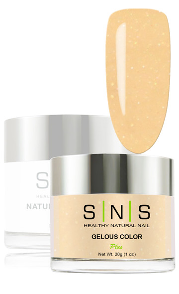 SNS Gelous Dip Powder - SNS 374 Bling