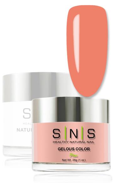 SNS Gelous Dip Powder - IS07 Tropical Sunset