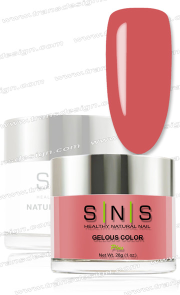 SNS Gelous Dip Powder - IS26 Peach Harvest