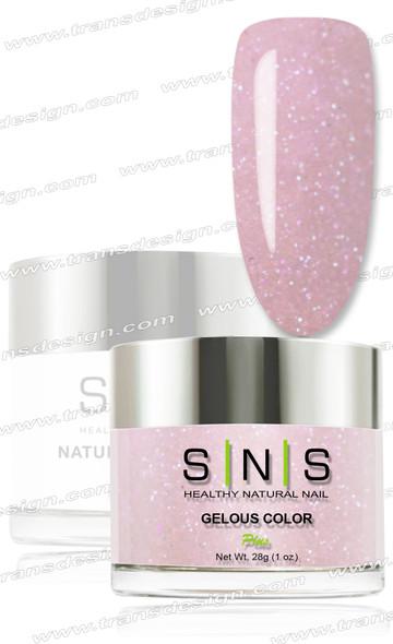 SNS Gelous Dip Powder - IS35 Lovely Girl *